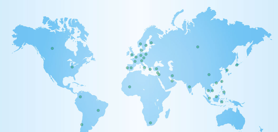 Iscaguard contact us map